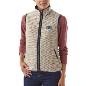 Patagonia Woolie Reversible Vest